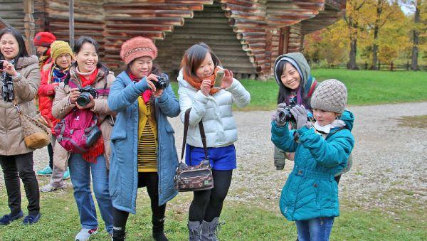 Великий Новгород привлекает китайцев историей, большим числом уникальных памятников старины, чистотой и близостью к воде