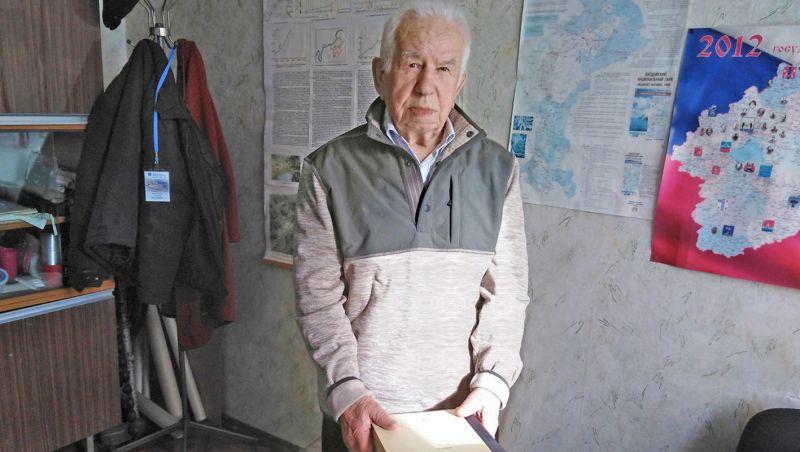 Труд всей жизни Всеволода Виноградова — результаты наблюдений на реке Полометь