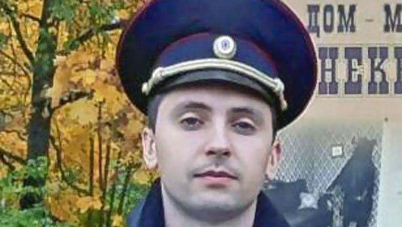 В областном этапе конкурса лейтенант Куимов участвует во второй раз