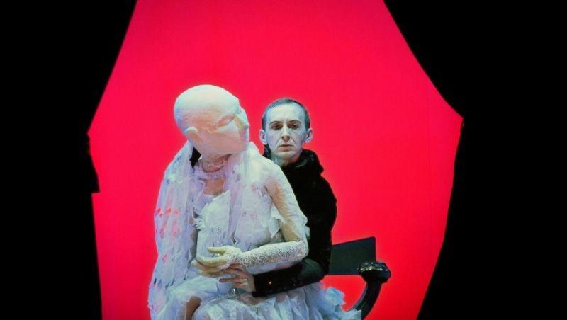 Спектакль Латвийского театра кукол из Риги «Золотой конь» на фестивале «Царь-Сказка»