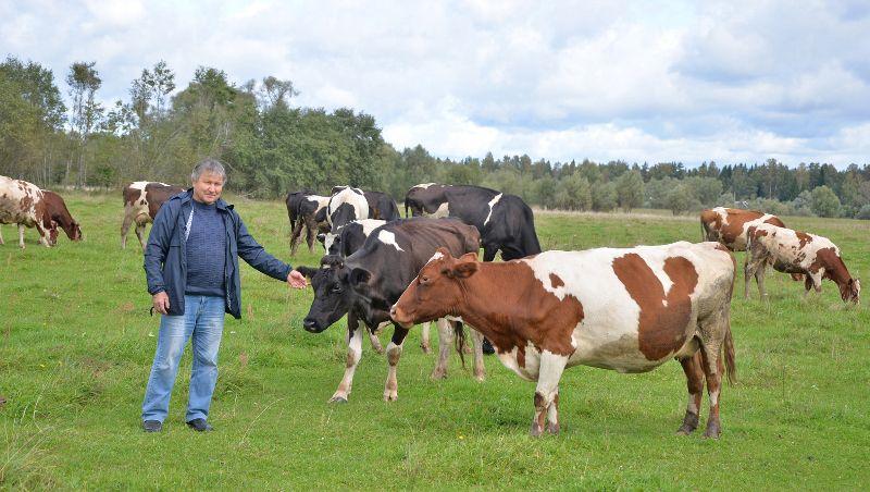 Василий Рязанов планирует и дальше развивать хозяйство, чтобы у односельчан была работа