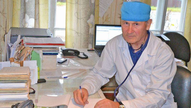 Для Владимира Симонова лечить людей — не работа, а образ жизни.