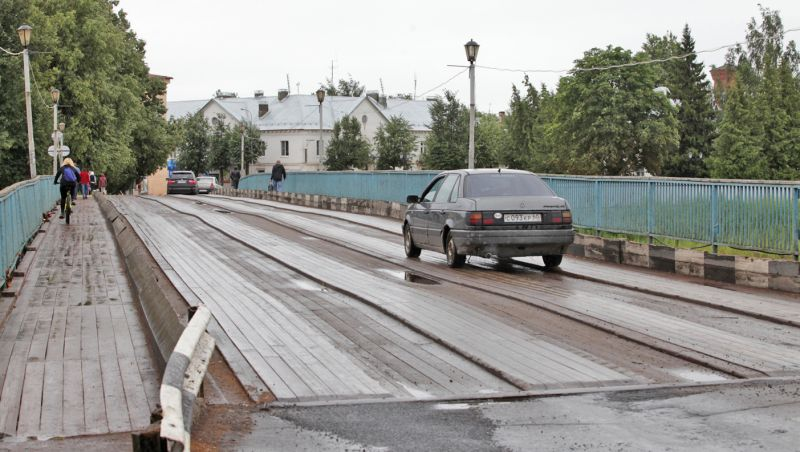 Жизнь налаживается: Живой мост ждёт реконструкции