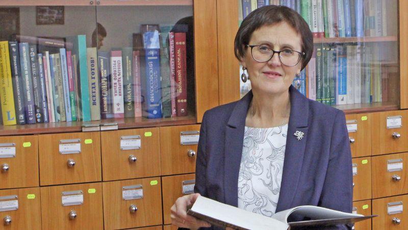 профессор кафедры педагогики НовГУ Елена ИГНАТЬЕВА