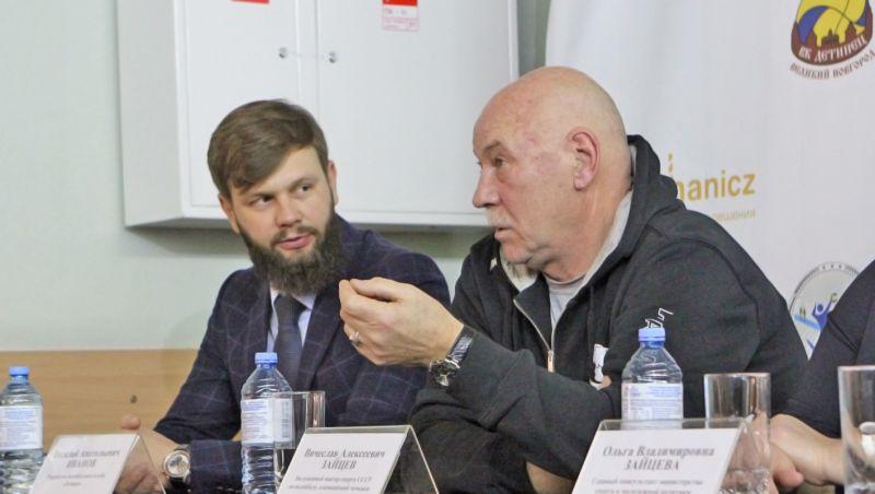 Вячеслав Зайцев: «Итальянцы учат нас волейболу по нашим учебникам»