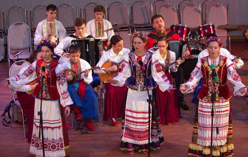 В этом году на новгородский Парад оркестров съехались пятьдесят коллективов