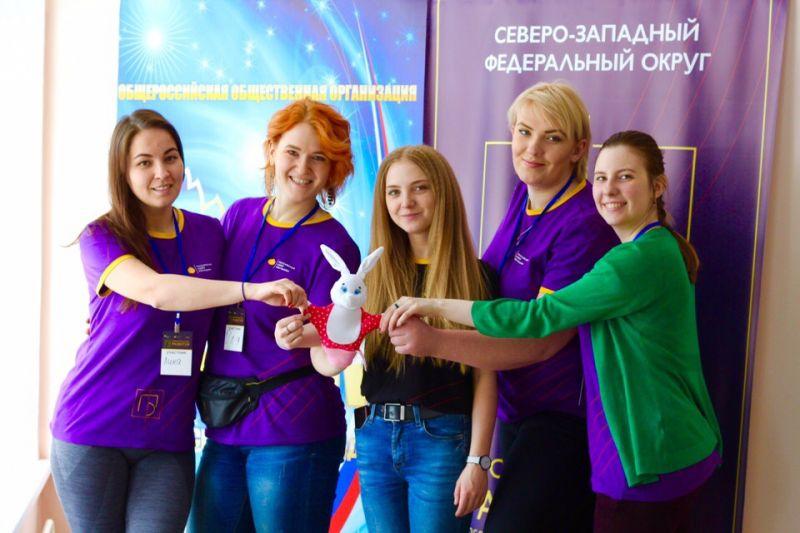 Команда проекта «Добрый заяц» готова выйти в новгородские школы