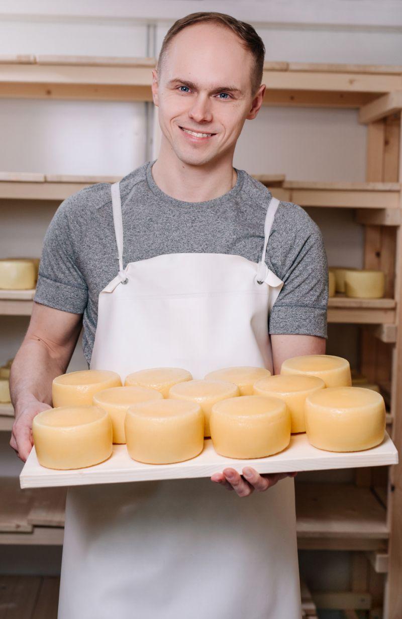 Одна из основных задач Григория Михайлова — сделать здоровый и  вкусный продукт.
