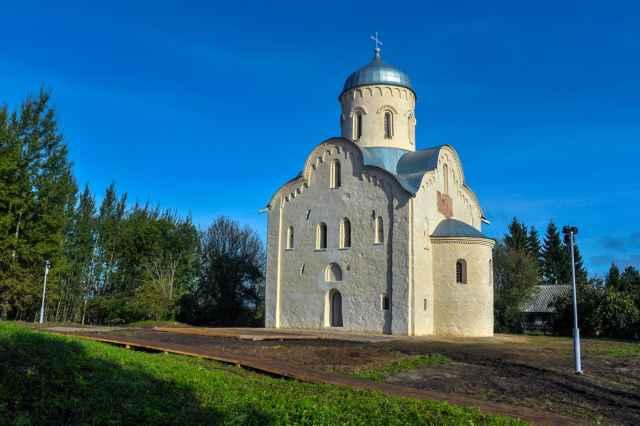 Церковь Николы на Липне. Такую красоту надо видеть!