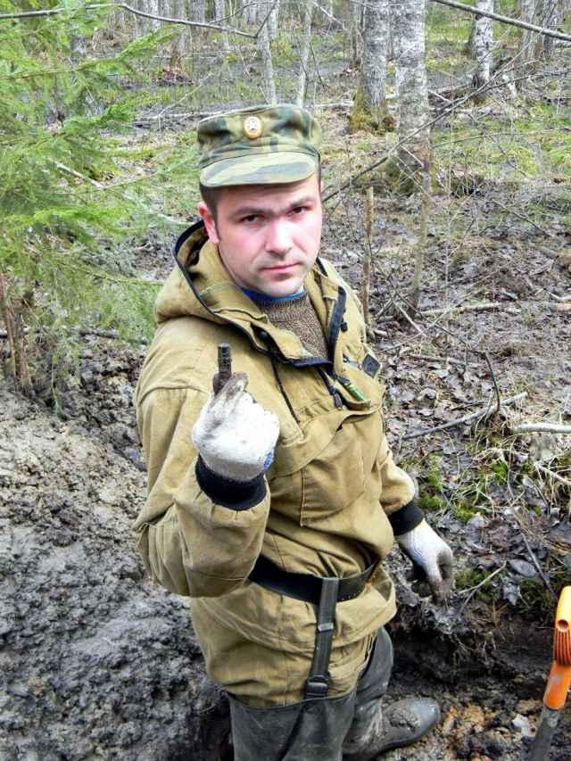 Михаил и Евгения Брынёвы в поисковой работе уже 16 лет.