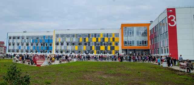 Это школа Невского?