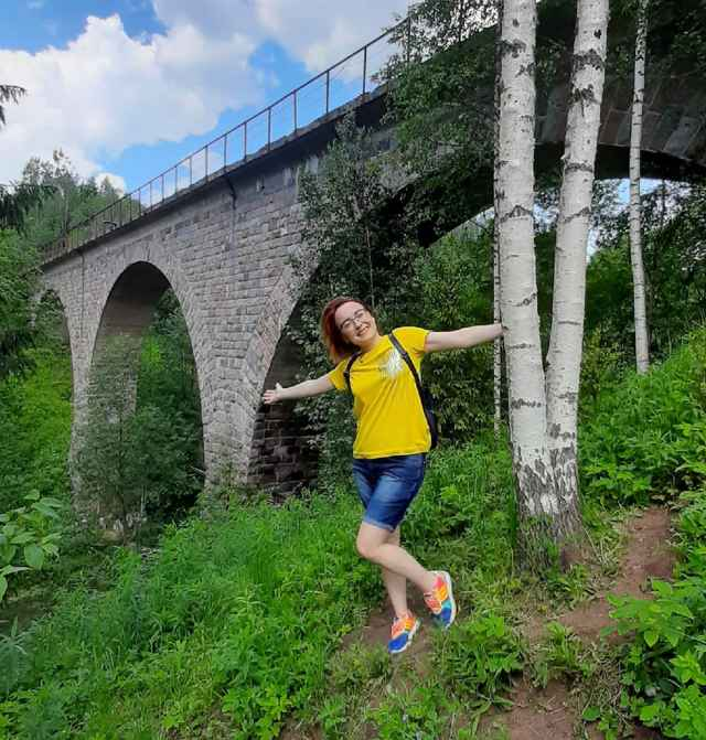 Крестецкий железнодорожный мост