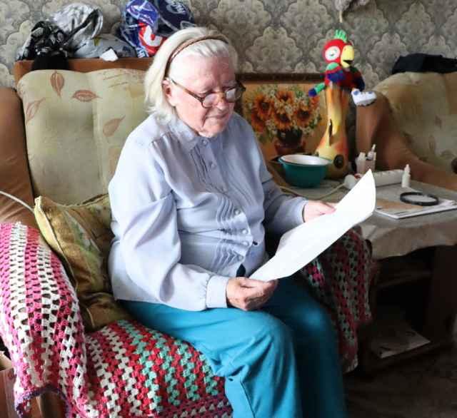 Летописец поколения, почётный гражданин Валдая Алла Алексеевна Михайлова