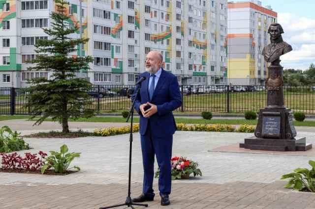 В пятый раз Павел Крашенинников приезжает в Великий Новгород на вручение национальной юридической премии.