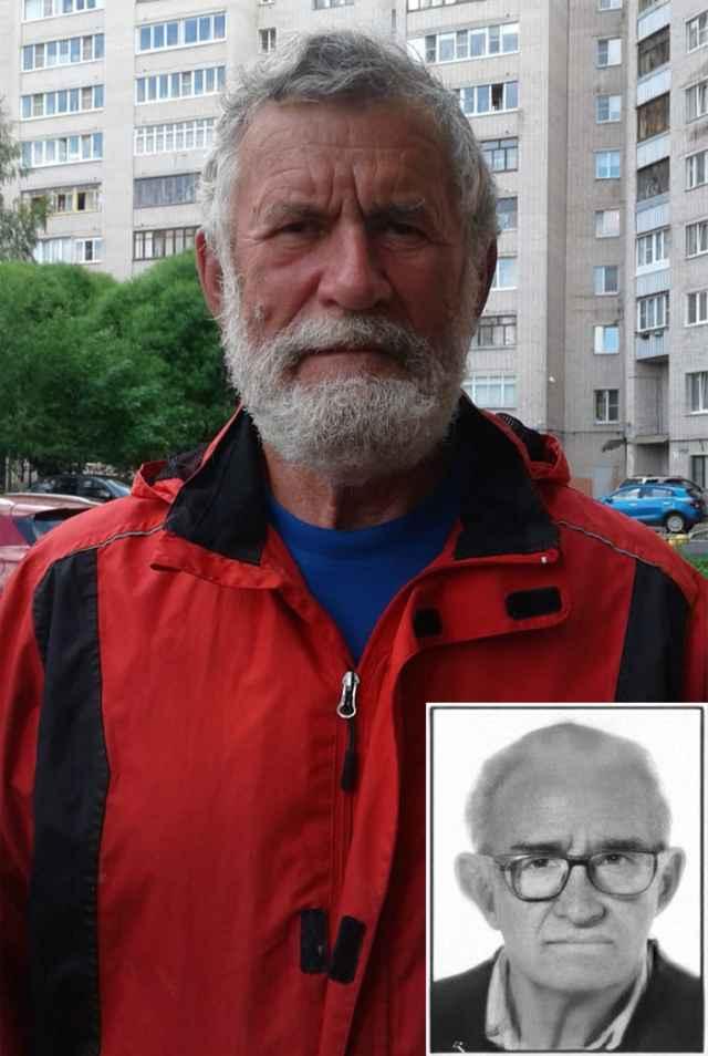 Валентин Андреевич Цешковский впервые увидел своего отца на фото в газетном некрологе.