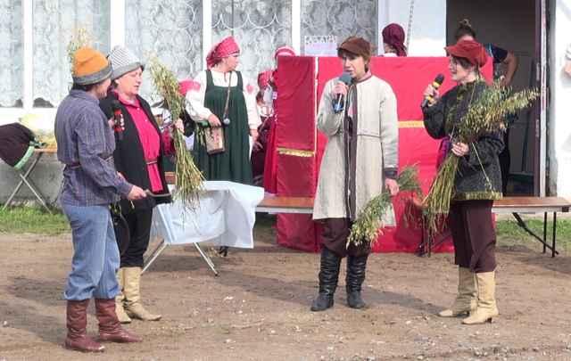 Первыми участниками праздника Флора и Лавра стали жители Погорелова.
