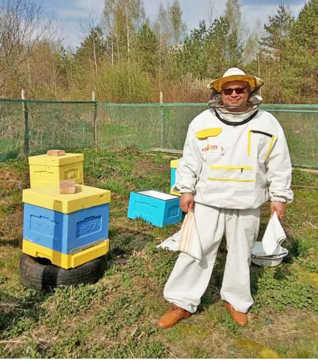 Роман Мазовецкий считает, что пчеловодам Новгородской области нужно объединиться в ассоциацию.