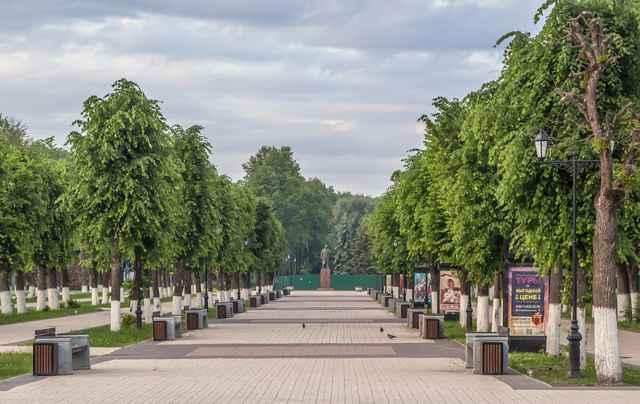 Полумарафон пройдёт по центральным улицам Старой Руссы.