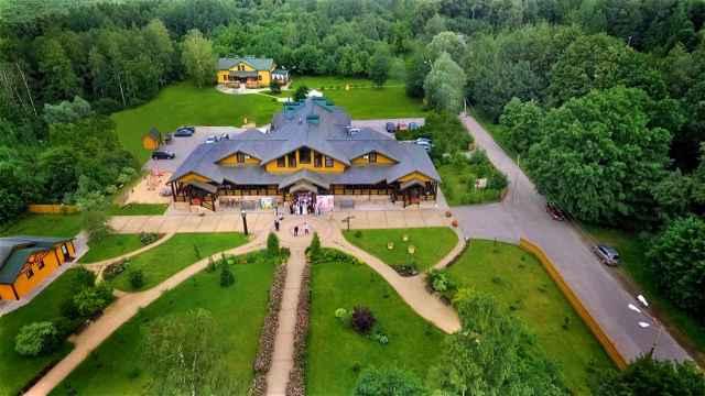 Будущим летом территорию Юрьевского подворья должны заполнить новые объекты.