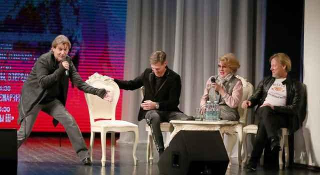 Александр Домогаров, Михаил Мамаев и Дмитрий Харатьян появятся в продолжении киносаги о гардемаринах.
