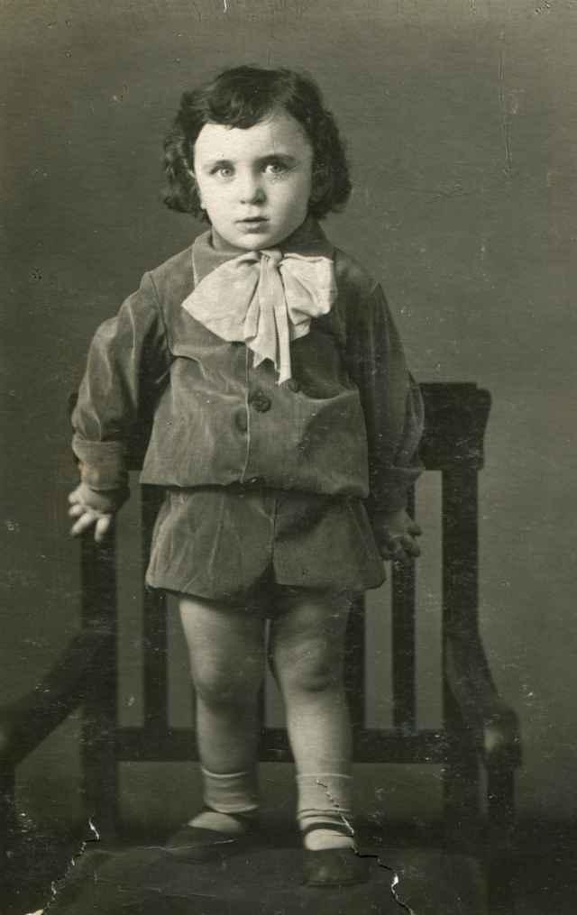 Миша Свердлов, 17 мая 1941 года.
