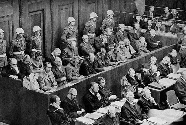 Кадр из документального фильма «Нюрнбергский процесс. Суд истории»