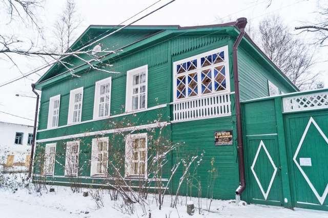 Проект старорусского Городского центра туризма будет невозможен без участия Дома-музея Фёдора Достоевского.