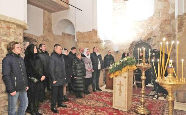 Проведение богослужений в церкви святителя Николая стало возможным после проведения комплексной реставрации.
