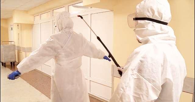 Строгое соблюдение санитарно-эпидемиологического режима — наши будни.