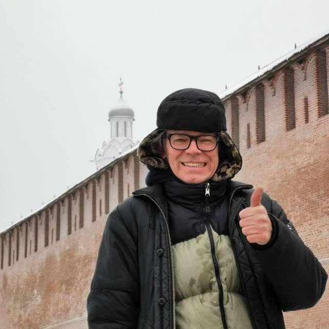 Для Сергея Бугаева одним из стимулов приехать в Великий Новгород стало желание увидеть большую музейную коллекцию живописи.