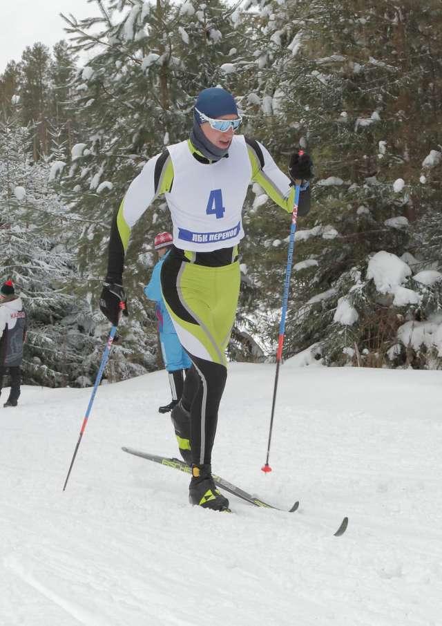 В гонке преследования Евгений шёл своим темпом и считает, что именно это помогло ему показать хороший результат.