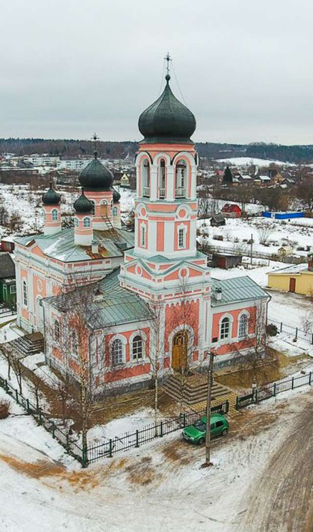 В отборе Минсельхоза РФ участвует и проект по комплексному развитию посёлка Крестцы и села Ямская Слобода.