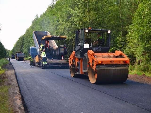 В 2020 году в муниципалитетах отремонтировали 384 км дорог.