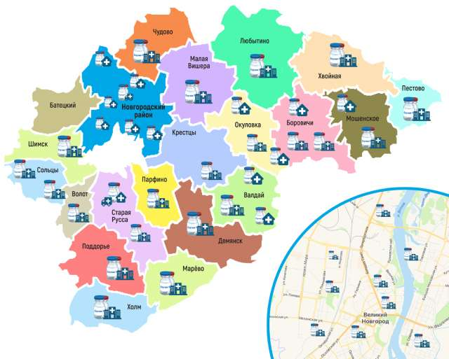 Карту подготовила Алёна ГЕРЦ