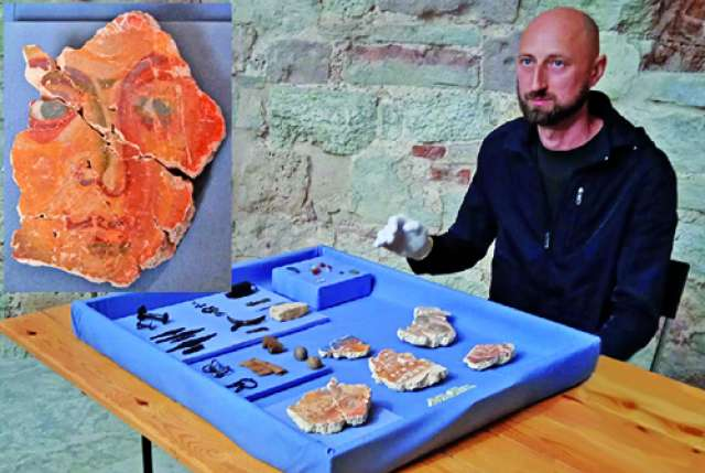Большинство обнаруженных артефактов в очередной раз подтвердило присутствие скандинавов на Городище.