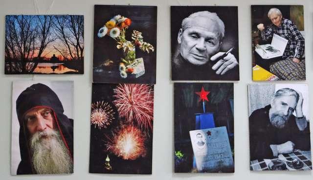 Фотовыставка «Обретённые мгновения» Александра Орлова.