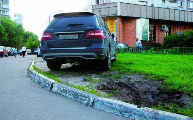 Новшеством областного закона станет понятие озеленённых территорий. На них будет запрещено ставить автомобили и другой транспорт.