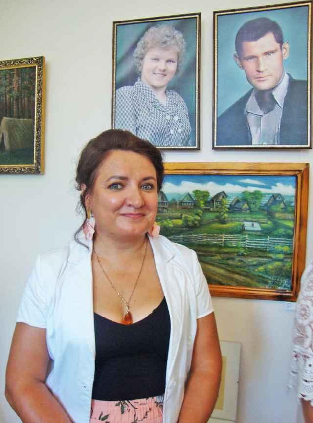 Лето в своём раннем детстве Ирина Ларина нередко проводила в семье Анны Фёдоровны и Владимира Андреевича.