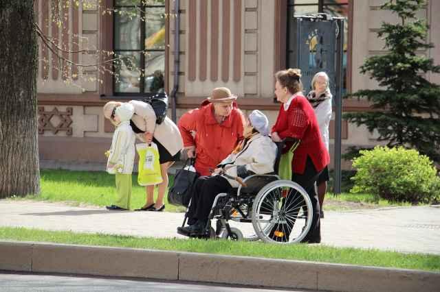 Делая городскую среду удобной для человека с инвалидностью, она станет комфортной для всех.
