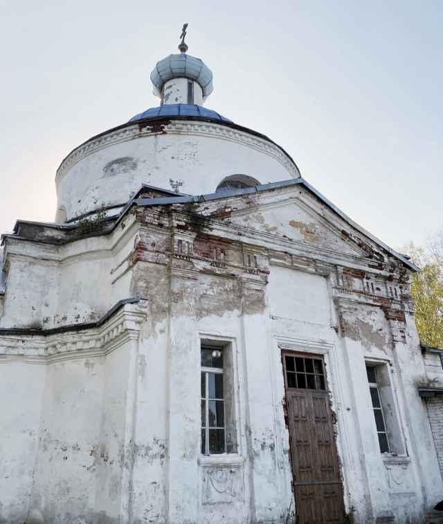 Сохранение храма в Марёве позволит в перспективе создать вокруг него единое музейно-историческое пространство.