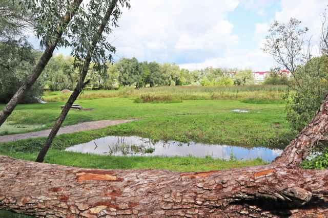 Территория парка находится в «зоне охраняемого ландшафта».