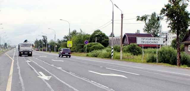Основная производственная площадка ОЭЗ разместится у деревни Трубичино.