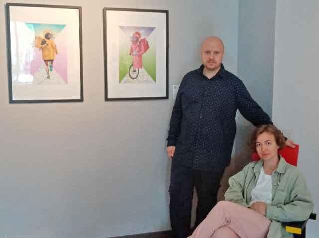 Как утверждают Пётр Алексеев и Катя Рудакова, чтобы делать впечатляющие коллажи, не обязательно быть профессиональным художником или фотографом.