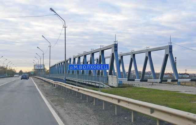 В следующем году движение по Синему мосту через реку Малый Волховец рядом с Великим Новгородом будет восстановлено.