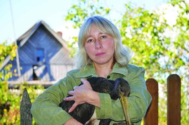 По мнению Марины Сиденко, сотни частных историй говорят о том, что аисты нуждаются в помощи.