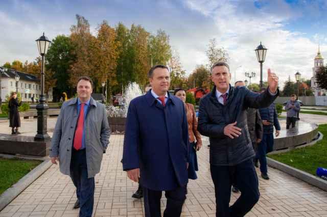 Соборная площадь станет одной из площадок празднования 200-летия со дня рождения Фёдора Михайловича Достоевского.