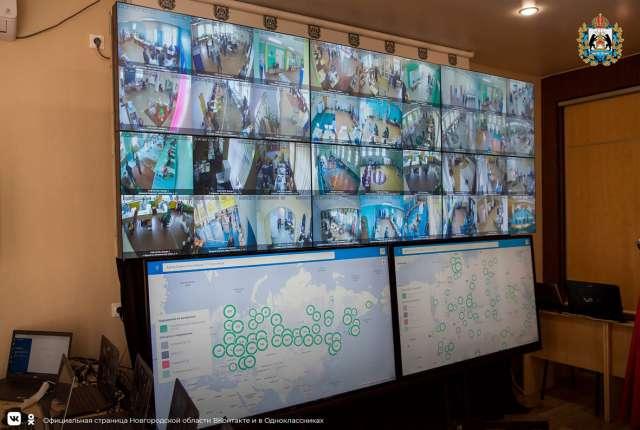 В региональном Центре общественного наблюдения можно было следить за ходом голосования трое суток в режиме реального времени.
