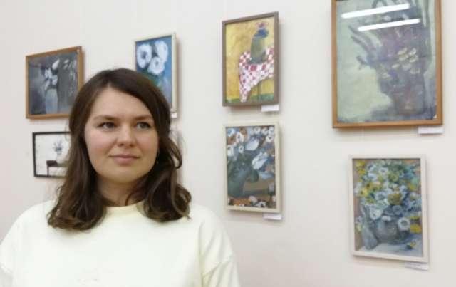 Главным героем выставки проекта «Другое измерение» стала психолог Мария Козырева.