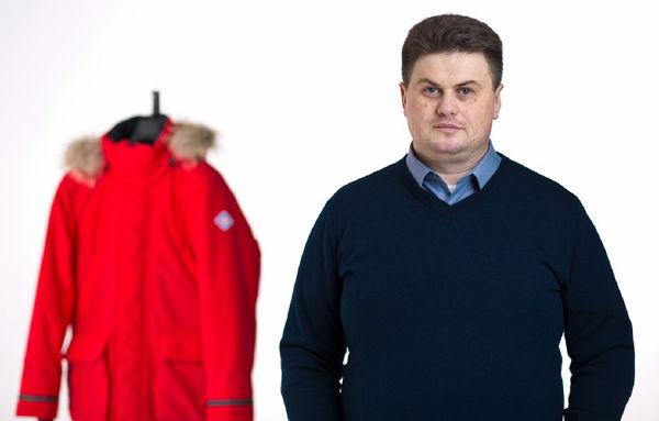 Игорь Фролов: «Я не хочу просто шить куртки, я хочу сделать узнаваемый бренд»