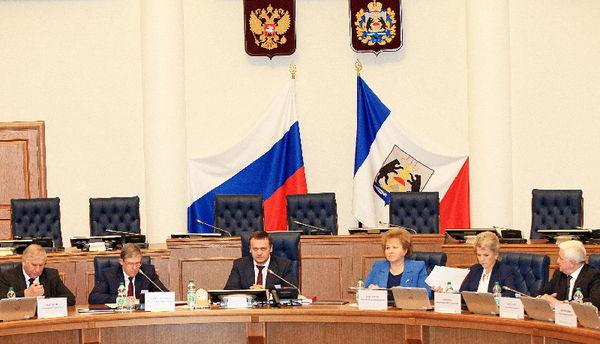 Заседание правительства под председательством врио губернатора Андрея Никитина выявило дефицит аналитики